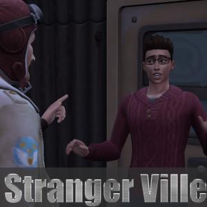 【Drama】Stranger Ville 第1話