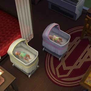 【カリエンテNo.36】新しい兄妹と自分の娘の年齢がほぼ同じ…!「ネルがおっきくなったよ^^♪」