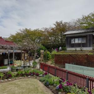 花の奥殿陣屋と村積山ハイキング(岡崎市)