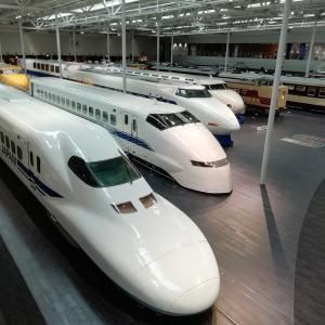 シンカンセンスゴイカタイアイス in リニア鉄道館(名古屋市)