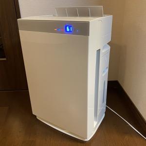 【コロナ対策】ダイキンの加湿空気清浄機(MCK70W)が超おすすめ!