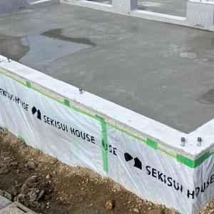 【着工】積水ハウスの基礎工事の流れを公開!施工は下請け業者。