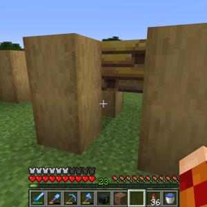 Vol.139 マイクラ 養蜂場を作ってみた