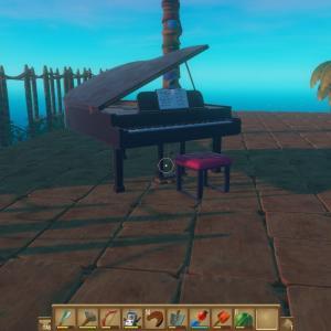 RAFT ピアノ売ってちょーだーい