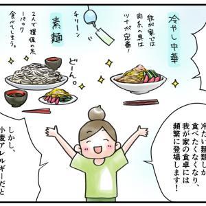 【代替品紹介】小麦アレルギーでも食べられる!豆腐だけで出来た素麺