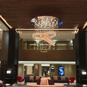 カンボジア・シェムリアップの新しいボンヴォイホテル、コートヤードバイマリオット