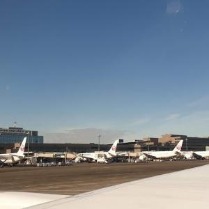 JALで大阪・伊丹からメルボルンへ(JL773便)