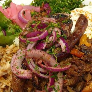メルボルンで食べる中東料理 マイベスト3