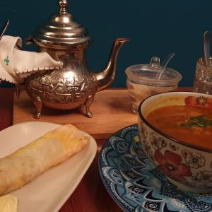 メルボルンでタジン鍋が食べられるモロッコ料理店