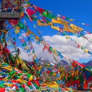チベット縦断記 シガツェからエベレストベースキャンプへ(前篇)