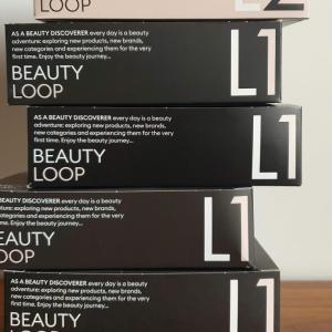 コスメショップMECCAのBEAUTY LOOP BOX 2021