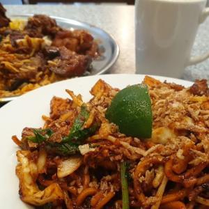 食で世界を旅する。マレーシア一時帰国気分