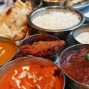 メルボルンのお気に入りインド料理店