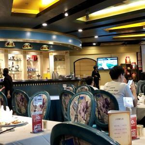 駐在中に病気しながら、上海料理