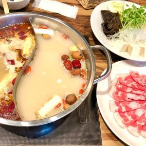 日本で食べた火鍋