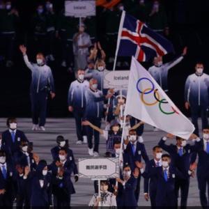 我が家のオリンピック話