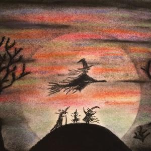 魔法と魔女と魔法使いのコトバを英語の語源から読む