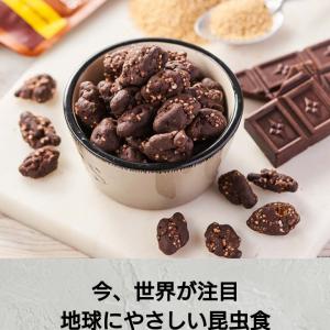 コオロギチョコレート(食べてません)