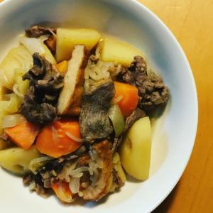 【レシピ】迷わない!肉じゃが