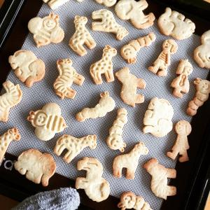スタンプクッキー