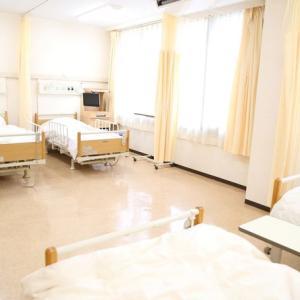 病院に入院してる夢