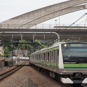 港ヨコハマから宿場町・八王子へ 横浜線を完乗!