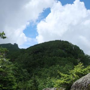 2020年8月7-8日 木曽駒ヶ岳-空木岳2