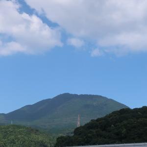 2020年9月4日 宝満山 晩夏の低山(福岡)