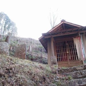 2021年1月22日 栃茨県境尾根(仏ノ山峠-仏頂山)