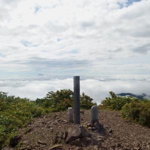 2021年7月3日額取山(安積山)・高幡山2