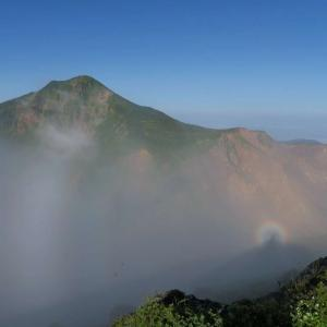 2021年7月31日 磐梯山・猫魔ヶ岳1