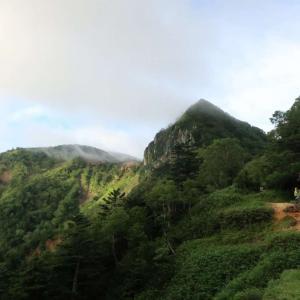 2021年8月11日 温泉ヶ岳・高薙山・於呂倶羅山