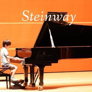 6歳最後のピアノの発表会