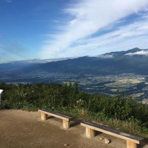 無料キャンプへGO!陣馬形山キャンプスペース(長野県)
