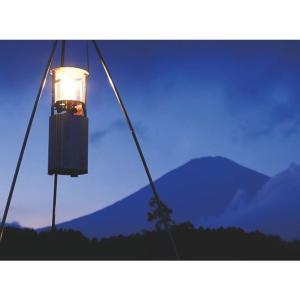 キャンプの夜は明るいのが一番!燃費の良いCB缶が使えるガスランタン3選!