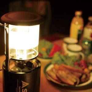 LEDランタン暗すぎでしょwガス&ガソリンでこんなに明るさが違うの?