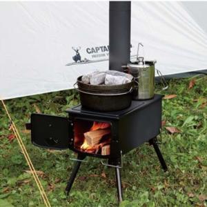 冬キャンプ憧れの薪ストーブ!メリット&デメリットを真剣に考えてみた!