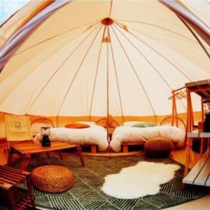 我が家のベル型テントをローベンスのクロンダイクにした8つの理由!