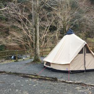 無料キャンプへGO!静岡清水森林公園黒川キャンプ場(静岡県)