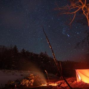 超人気!バンドックソロベースで冬のソロキャンプ徹底レビュー!