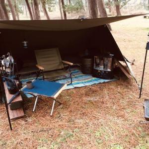二万円は格安?で快適ソロキャンプを始める8道具!