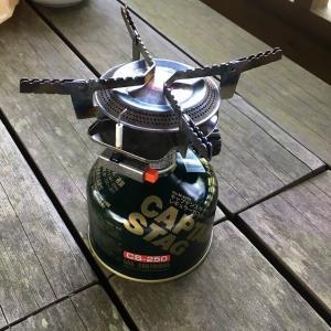 キャプテンスタッグ オーリック 小型ガスバーナーコンロ徹底レビュー