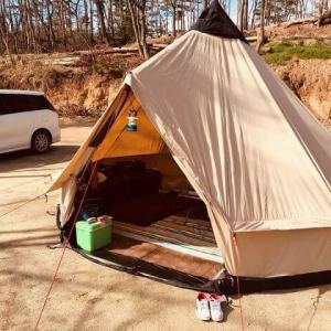 テントの中で使うインナーマットは必要?高い純正フロアマットいる!?