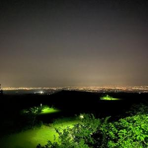 格安にアウトドア!夜景撮影を巡るならソロ車中泊が最適!(富山県)