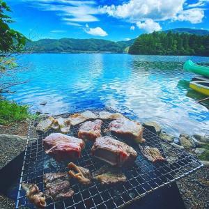 水遊びの後は白馬で温泉を堪能!格安青木湖キャンプ場(長野県)【後編】