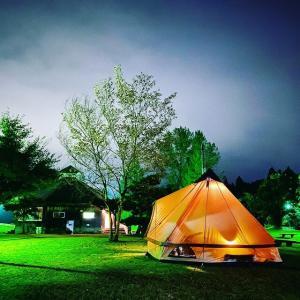 初の薪ストーブ料理と公園のハシゴ!安居緑地広場(富山県)【後編】