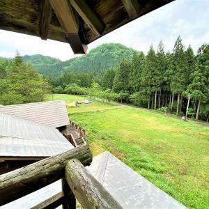 無料で原野でキャンプ!大杉冒険のとりで【徹底解説】(石川県)