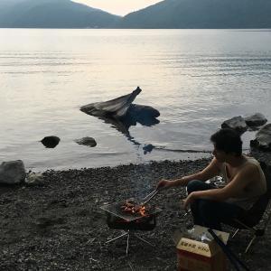キャンプへGO!宇樽部キャンプ場(青森県)