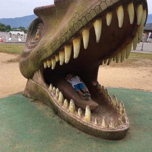 手軽に車中泊!福井県立恐竜博物館へGO~!(福井県)