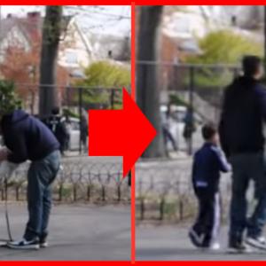 【衝撃】子犬を使っていとも簡単に誘拐する瞬間を激写!!※動画あり